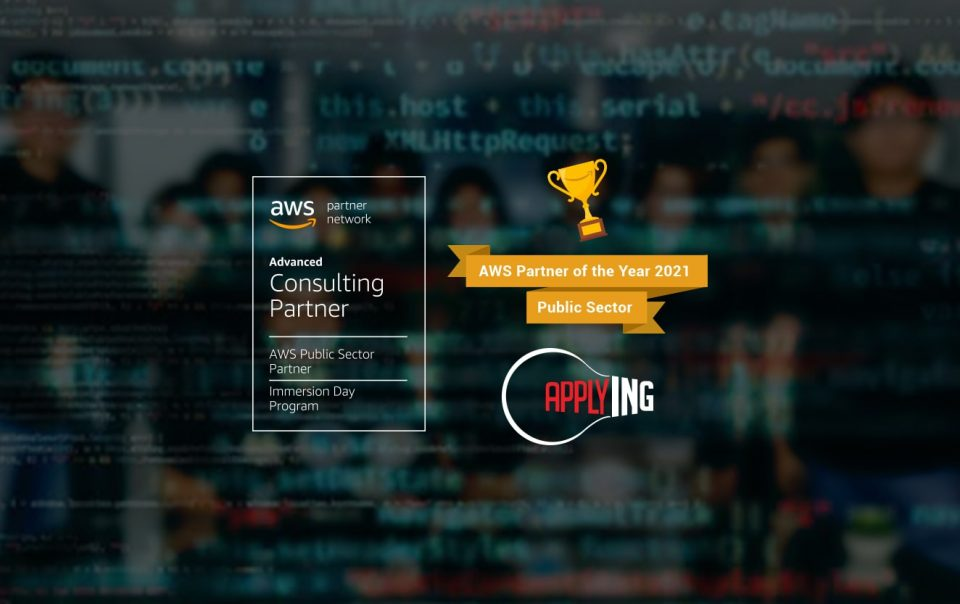 AWS Partner of the Year 2021 - Public Sector